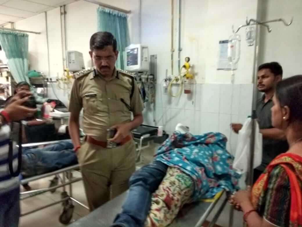 JE पर जानलेवा हमले में पांच गिरफ्तार