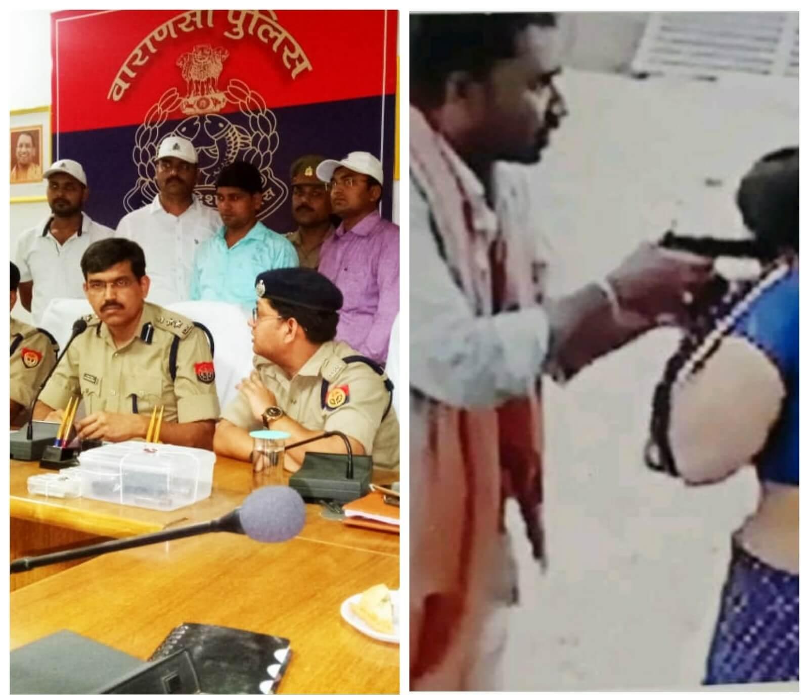 लक्सा लूटकांड: पूर्व CM अखिलेश ने कसा था तंज, बदमाश को गिरफ्तार कर पुलिस ने बचाई साख