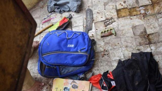 स्कूल शौचालय में 9वीं के छात्र का हत्यारोपी सीनियर गिरफ्तार, 12 बार गोदा था चाकू
