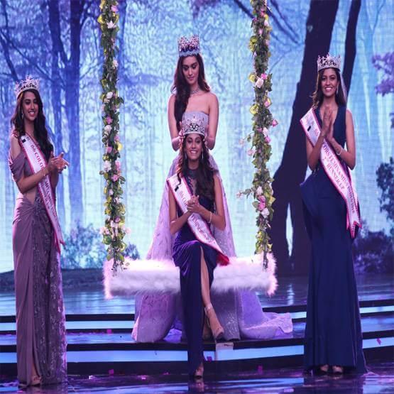 मिस इंडिया 2018 का ताज: तमिलनाडु की अनुकृति वास ने जीता