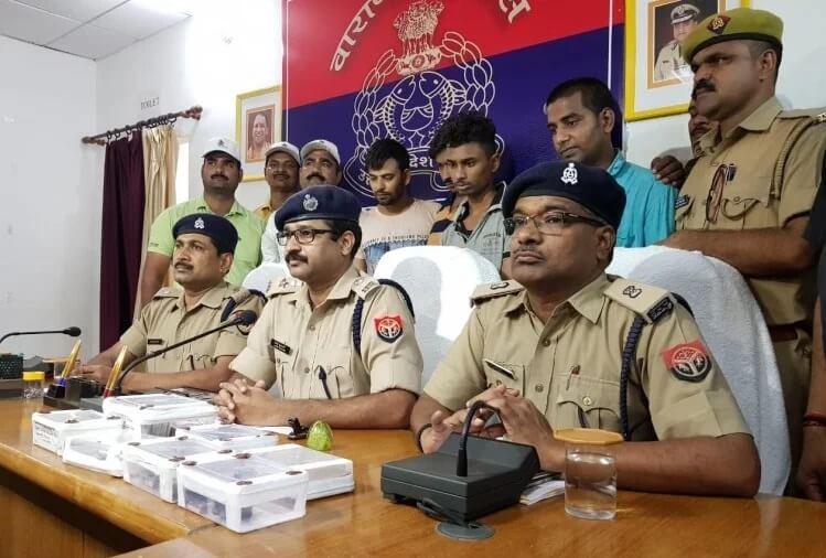 दिनदहाड़े 80 लाख का सोना उड़ाने वाले गिरफ्तार, करीबी ने ही दिया था अंजाम
