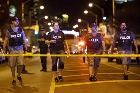 कनाडा: रेस्टोरेंट के बाहर अंधाधुंध फायरिंग, 9 लोग घायल, शूटर ढेर