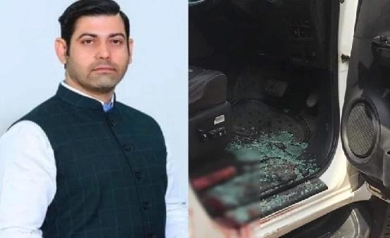 फरीदाबाद: दिनदहाड़े कांग्रेस प्रवक्ता को गोलियों से किया छलनी, मारी गई 10 गोलियां