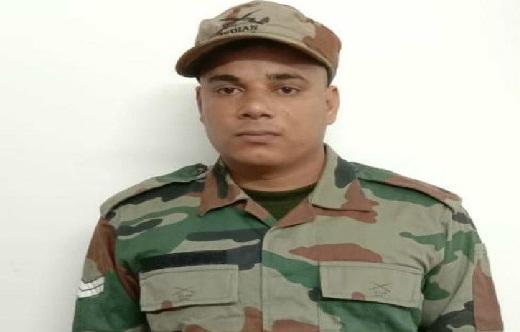 MI की इनपुट पर सेना का फर्जी जवान गिरफ्तार, 50 लोगों से ठगी का आरोप