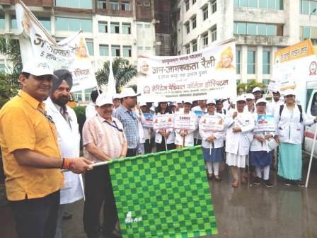 आयुष्मान भारत योजना: हेरिटेज प्रदेश में अव्वल, जागरूकता अभियान को मिली हरी झंडी